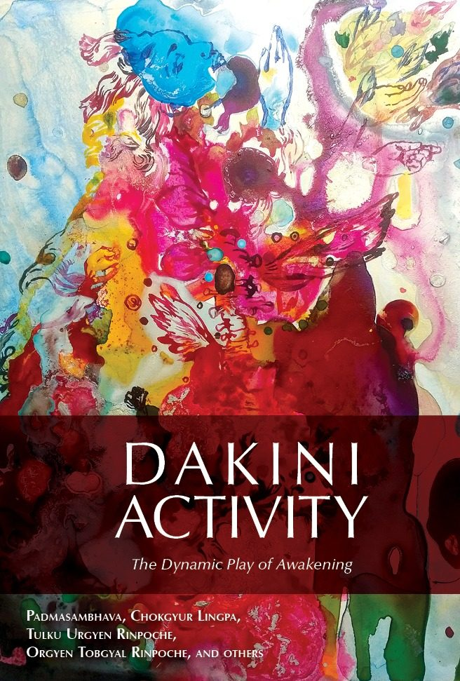 Dakini Activity - The Dynamic Play of Awakening